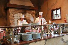 Pinocchio's Italian Restaurant at Kashimae Pier in Sasebo.... Eaten here a few times :D