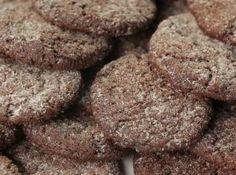 Fotografie k receptu Rychlé čokoládové sušenky Cookies, Fresh, Chocolate, Desserts, Food, Crack Crackers, Tailgate Desserts, Deserts, Biscuits