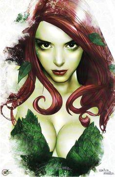 Poison Ivy Nadya Sonkia