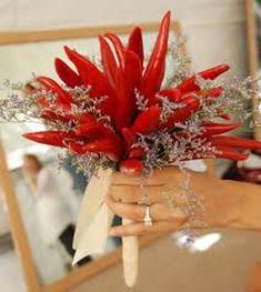 bouquet peperoncino - sposalicious.com