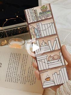 Bookshelf Tracker Bookmark Book Tracker Bookmark | Etsy #bulletjournal Bullet Journal Writing, Bullet Journal Ideas Pages, Bullet Journal Inspiration, Book Journal, Books To Read Bullet Journal, Art Journals, Creative Bookmarks, Diy Bookmarks, Free Printable Bookmarks