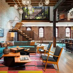 Tribeca Loft Residential Apartment by Andrew Franz Architect PLLC