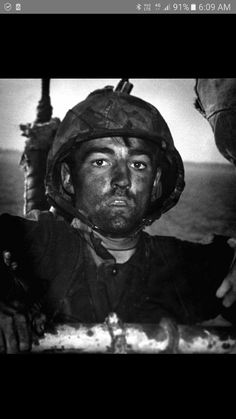 The look of despair  private Theodore J Miller king company 3rd battalion