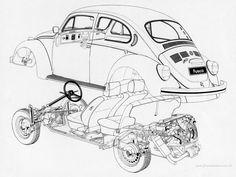 VW Fusca 1994 (Itamar)