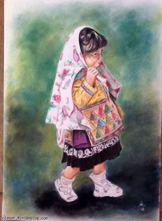 Color Pencil Drawings by behnaz dh