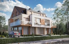 Projekt domu ARX D210 - DOM RX4-45 - gotowy projekt domu