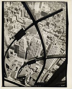 New York City 1938, Archives of American Art