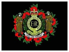 lest we forget Army Badges, Remembrance Day Poppy, Military Engineering, Remember Day, Royal Engineers, Poppies Tattoo, Military Tattoos, Lest We Forget, British Army