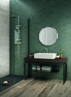 Looking for great bathroom ideas and inspiration for your bathroom renovation? The trend of contemporary bathroom designs is scaled down, mi. Best Bathroom Designs, Contemporary Bathroom Designs, Modern Bathroom Decor, Bathroom Colors, Bathroom Ideas, 2018 Interior Design Trends, Ceramic Tile Bathrooms, Bathroom Flooring, Bathroom Tiling
