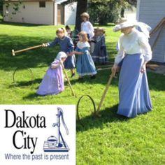 Dakota City Heritage Village Present Day, Learning Activities, Minnesota, The Past, Community, City, Cities