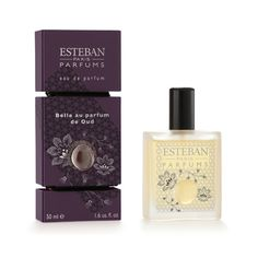 La Belle Au Parfum De Oud is the new launch of Esteban #Perfumes The French oriental #fragrance is a new interpretation of oud as a central ingredient