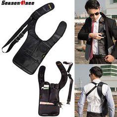 Inspector Holster Phone Case Men Hidden Underarm Shoulder Bag Covert Bag LD