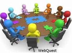 WebQuests para trabajar en la clase de español. Gracias a Proele. http://proele.org/actividades/