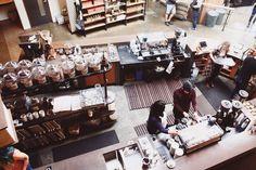 // sightglass coffee in San Francisco, California
