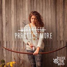 You don't have to hit a bullseye to be an archer. Don't overthink it, just keep practicing.
