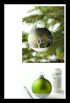 Christmas diy ornaments