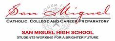 San Miguel High School, Tucson, AZ.  Lasallian school from the District of San Francisco.