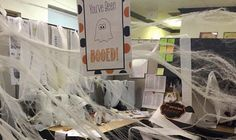 Halloween Office Pranks That Will Scare The Crap Out of Your Co-Workers Halloween Pranks, Scary Pranks, Halloween Office, You've Been Booed, Trick Or Treat, Office Prank, The Originals, Google, Funny