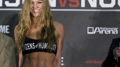 How does Ronda Rousey keep her championship body looking good? One meal a day...
