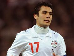 Ahmed Hassan, Egyptian footballer who plays as a midfielder for Zamalek. He's the best Egyptian player of all the times and he is the record holder for the appearances in a national. He has played in Turkey and Belgium. He has won 4 African Cups with Egypt and he has played 184 matches.