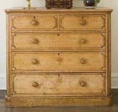 Advice on buying antique furniture from Mrs. Howard