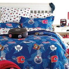 NHL® Percale Sheet Set - Sears