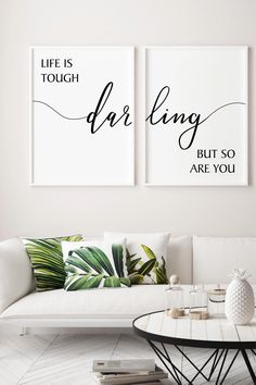Wall Decor Quotes, Room Wall Decor, Office Wall Decor, Bedroom Decor, Bedroom Wall Quotes, Motivational Wall Art, Inspirational Wall Art, Cadre Design, Teen Girl Bedrooms