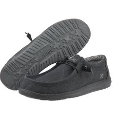 Hey Dude Wally L Canvas Shoes FOR WOMEN