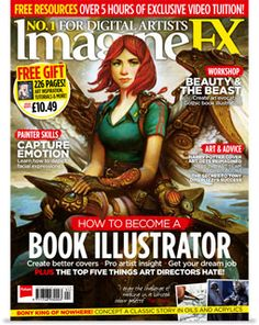 ImagineFX - Print Subscription