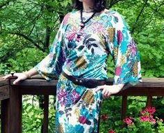 2. Long-Sleeved - 10 Summer Perfect DIY Maxi Dresses … |Lifestyle