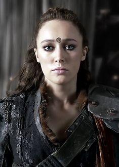 Commander Lexa von ClexasSecond