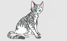 Ivypool- Who risked her life every night in the Dark forest, where any of the Dark Forest warriors could've easily killed her in training. She deserves more than Dovewing.