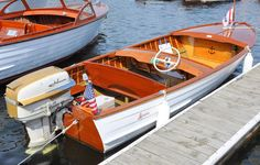 Lyman Runabout – Pentwater Wooden Boat Show, Pentwater, MI – Speed Boats, Power Boats, Mirror Dinghy, Lyman Boats, Boat Steering Wheels, Runabout Boat, Classic Wooden Boats, Boat Engine, Boat Projects