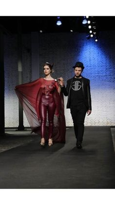 THE LOOK OF THE YEAR - Fashion and Models - ALTAROMA - JARIEL Couture