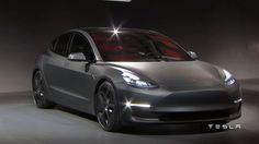 Tesla Model 3 представлена | Автофория
