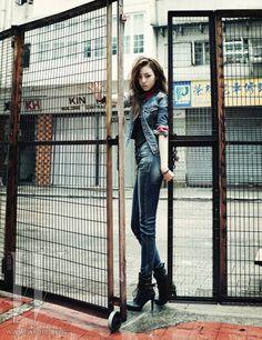 KARA Goo Hara - W Magazine