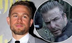 The Hollywood star revealed he got on like a house on fire with Beckham and was seriously impressed with his acting efforts.