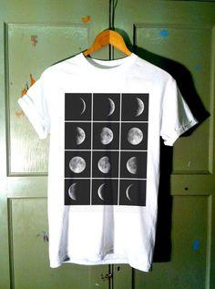 Moon T shirt - Men's
