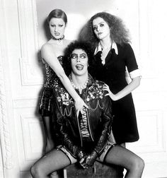 Rocky Horror Picture Show  omg!  I used to watch this at the midnight show at least once a week when I was a teenager!!