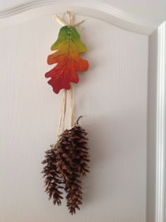 Fall Leaf Hanger