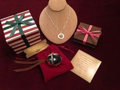 """The Polar Express """"Believe Combination Gift Set"""""""
