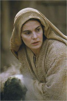 La Pasión de Cristo : photo Maia Morgenstern, Mel Gibson