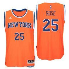 Derrick Rose, New York Knicks #25