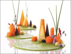 Image result for food plating vertical