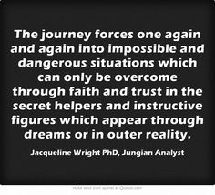 Jacqueline Wright PhD, Jungian Analyst