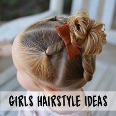 Cute Ideas for girl hair!