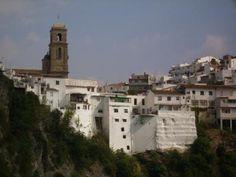 Uitzicht op twee-na oudste kerk van Spanje