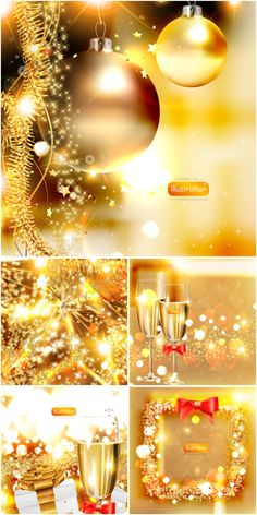 New Year 2013 backgrounds vector