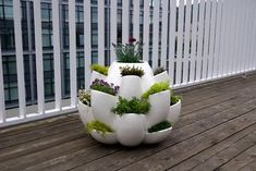 Nature planter by Design Night  http://www.designnight.com/products/planter