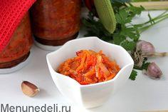 Овощная заправка для супа на зиму